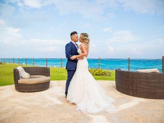 La boda de Erin y Jonathan 2