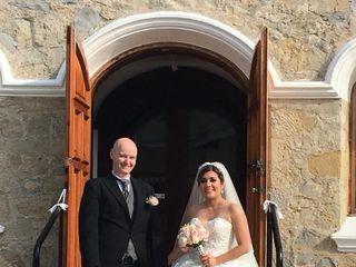 La boda de Aurelia  y Michael  3