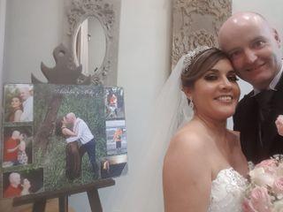 La boda de Aurelia  y Michael
