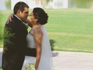 La boda de Daniela y Leonel 2