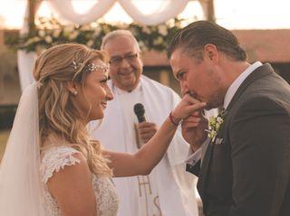 La boda de Maricarmen y Jesús