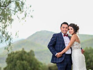 La boda de Adriana y Diego