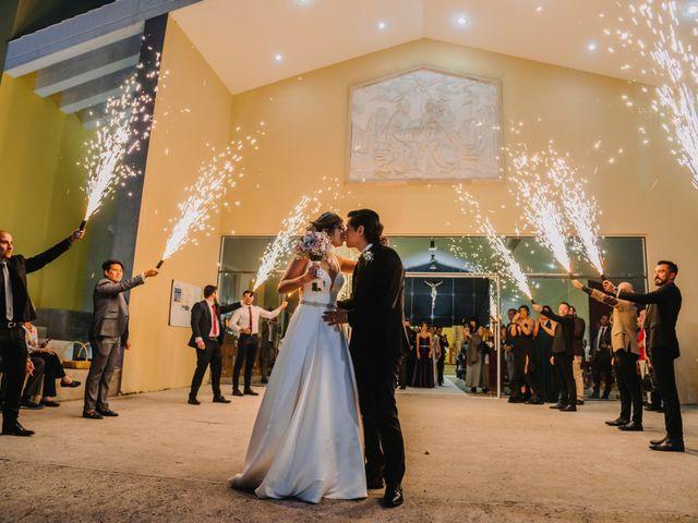 La boda de Daniel y Rubí en Tlajomulco de Zúñiga, Jalisco 1