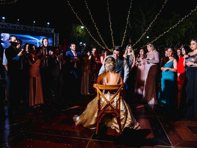 La boda de Daniel y Rubí en Tlajomulco de Zúñiga, Jalisco 18