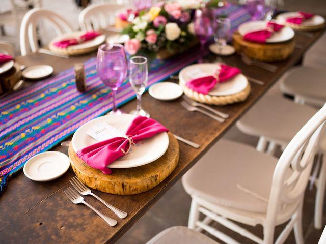 La boda de Efren y Jarumy en Zempoala, Hidalgo 5