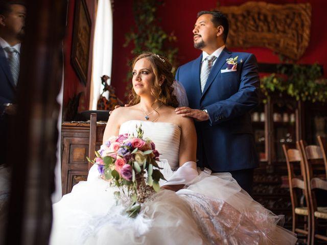 La boda de Efren y Jarumy en Zempoala, Hidalgo 15