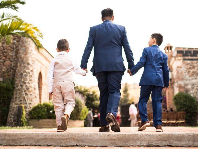 La boda de Efren y Jarumy en Zempoala, Hidalgo 16
