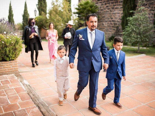 La boda de Efren y Jarumy en Zempoala, Hidalgo 17