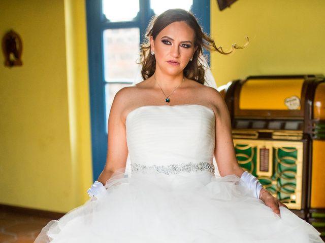 La boda de Efren y Jarumy en Zempoala, Hidalgo 18