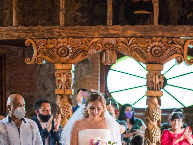 La boda de Efren y Jarumy en Zempoala, Hidalgo 20