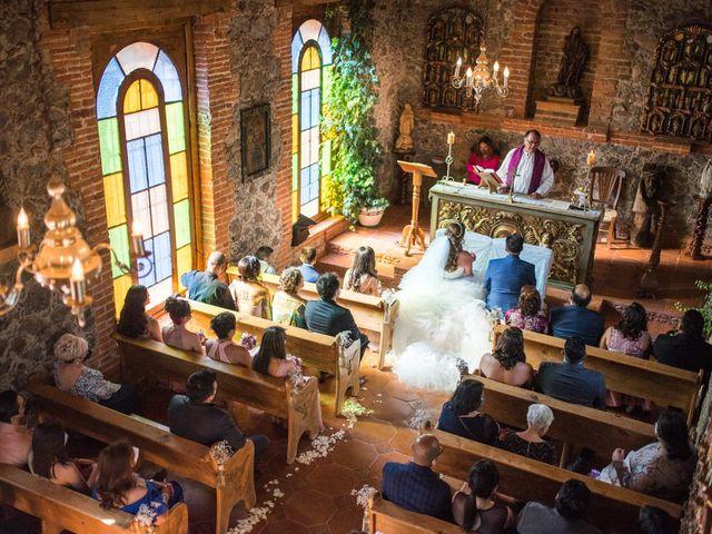 La boda de Efren y Jarumy en Zempoala, Hidalgo 21