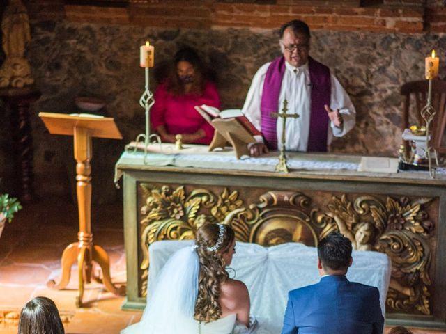 La boda de Efren y Jarumy en Zempoala, Hidalgo 22