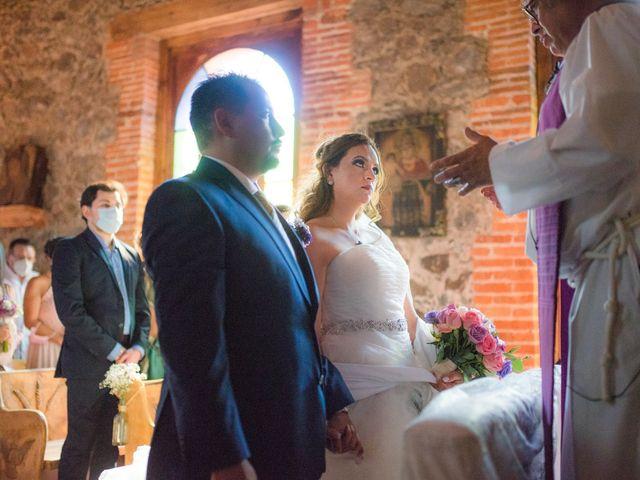 La boda de Efren y Jarumy en Zempoala, Hidalgo 23