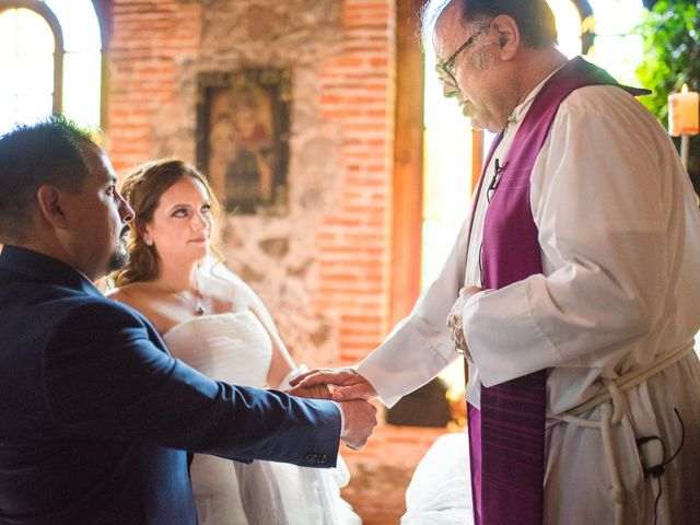 La boda de Efren y Jarumy en Zempoala, Hidalgo 24