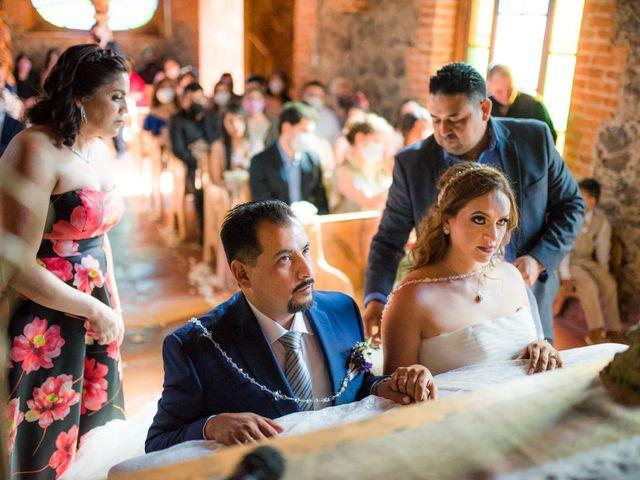 La boda de Efren y Jarumy en Zempoala, Hidalgo 25