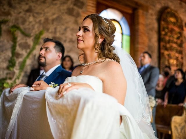 La boda de Efren y Jarumy en Zempoala, Hidalgo 26