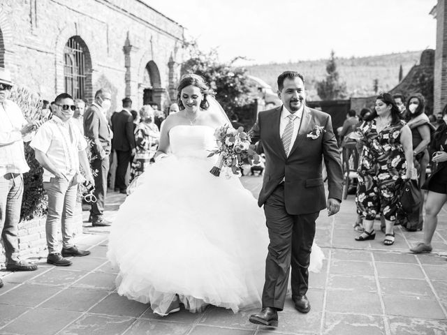 La boda de Efren y Jarumy en Zempoala, Hidalgo 1