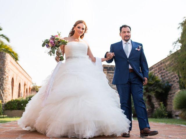 La boda de Efren y Jarumy en Zempoala, Hidalgo 28