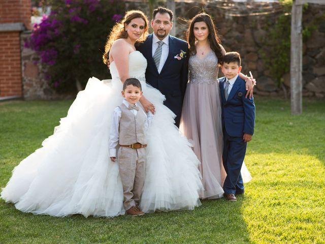 La boda de Efren y Jarumy en Zempoala, Hidalgo 29