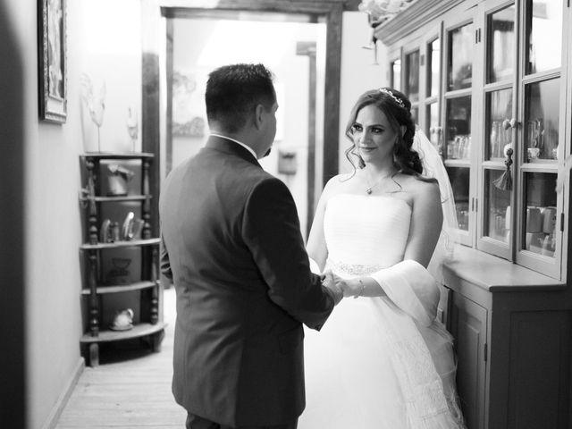 La boda de Efren y Jarumy en Zempoala, Hidalgo 30