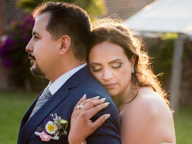 La boda de Efren y Jarumy en Zempoala, Hidalgo 31