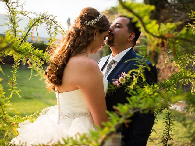 La boda de Efren y Jarumy en Zempoala, Hidalgo 33