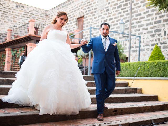 La boda de Efren y Jarumy en Zempoala, Hidalgo 35