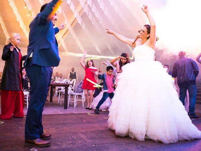 La boda de Efren y Jarumy en Zempoala, Hidalgo 40