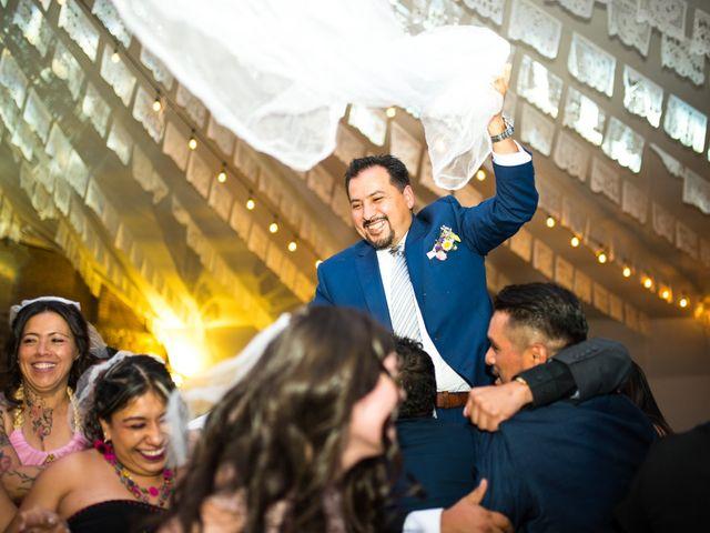La boda de Efren y Jarumy en Zempoala, Hidalgo 41