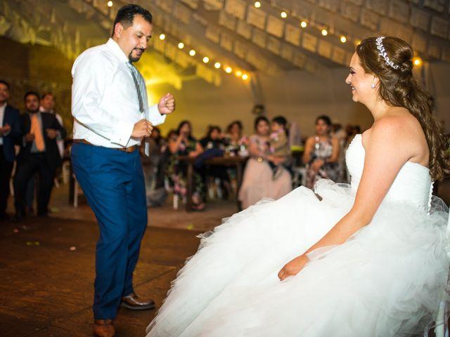 La boda de Efren y Jarumy en Zempoala, Hidalgo 43