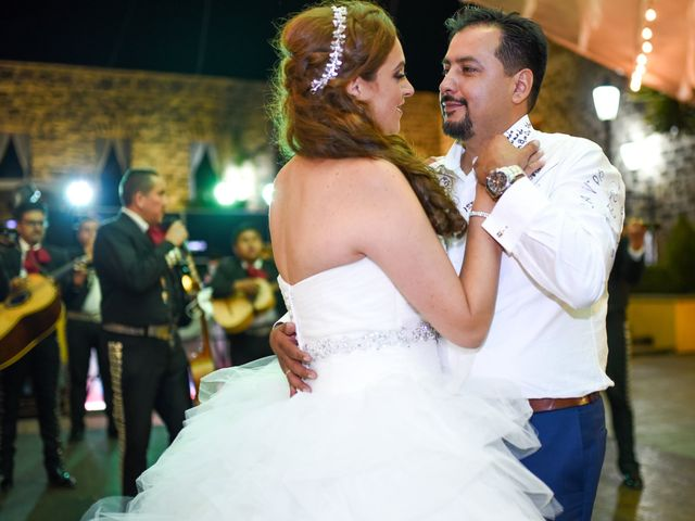 La boda de Efren y Jarumy en Zempoala, Hidalgo 44