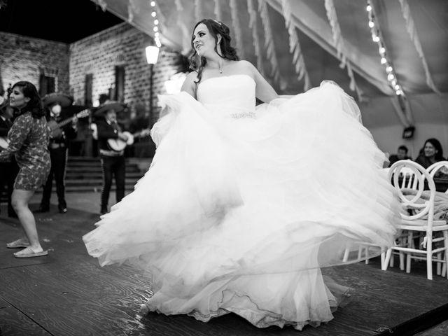 La boda de Efren y Jarumy en Zempoala, Hidalgo 45