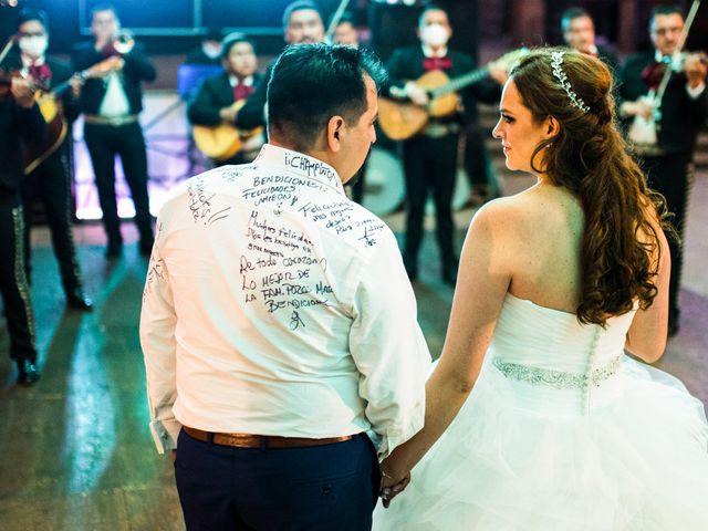 La boda de Efren y Jarumy en Zempoala, Hidalgo 46