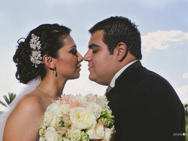La boda de Daniela y Leonel