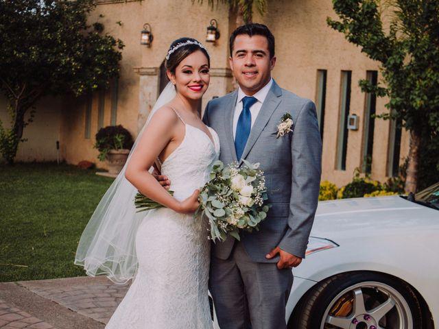 La boda de Yadira y David