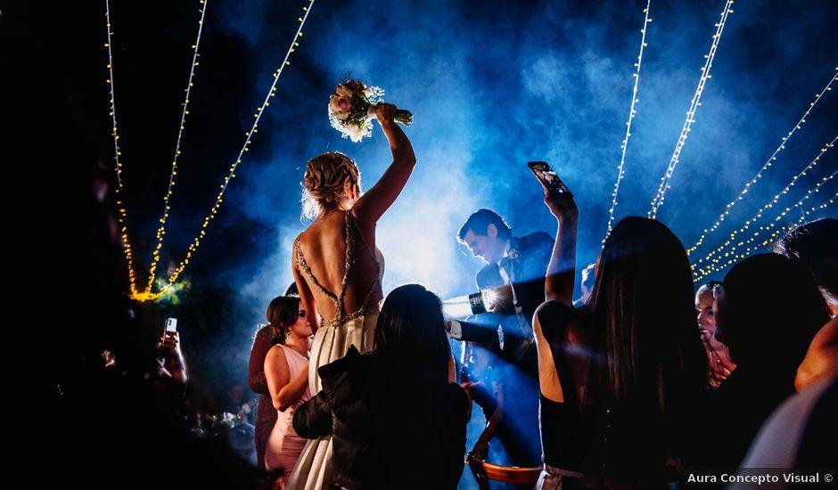 La boda de Daniel y Rubí en Tlajomulco de Zúñiga, Jalisco