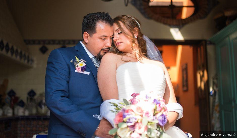 La boda de Efren y Jarumy en Zempoala, Hidalgo
