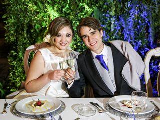 La boda de Carolina y Fernando