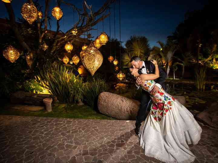 La boda de Sonia y Gianvittorio