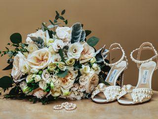 La boda de Elizabeth y Manuk 3