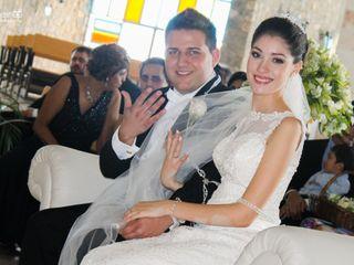 La boda de Zulema y Luis