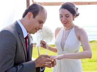 La boda de Mónica y Hugo