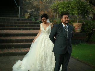 La boda de Janeth  y Roberto  3