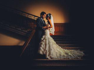 La boda de Gabriela y Diego 1