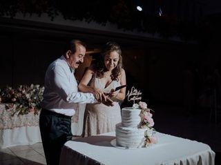La boda de Julieta y Hilarion