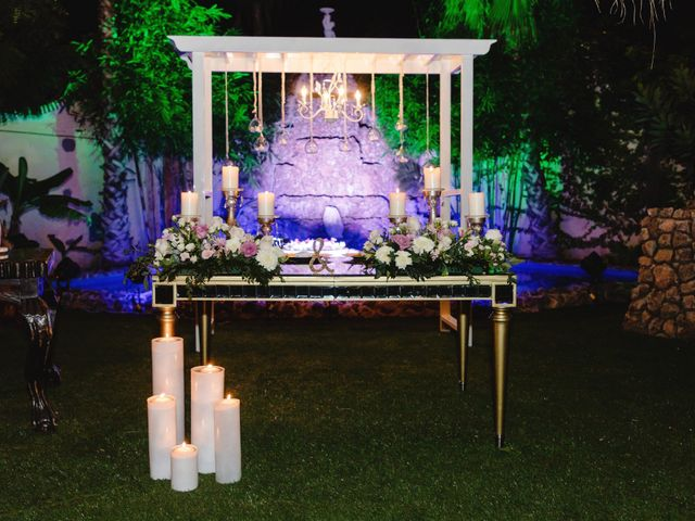 La boda de Antonio y Fernanda en Hermosillo, Sonora 34