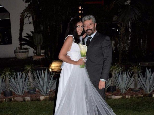 La boda de Julieta y José Antonio