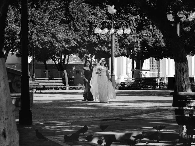 La boda de Antonio y Fernanda en Hermosillo, Sonora 11