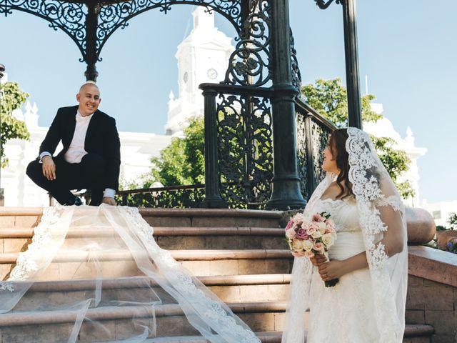 La boda de Antonio y Fernanda en Hermosillo, Sonora 15