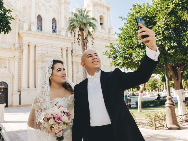 La boda de Antonio y Fernanda en Hermosillo, Sonora 17